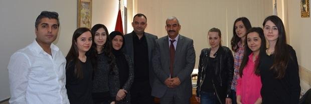 Staj Eğitim Programı'nın beşincisi 24.04.2015 tarihinde Kırklareli Adliyesi Baro Başkanlık odasında yapıldı.