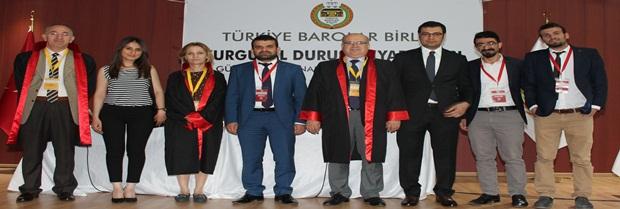 Türkiye Barolar Birliği Kurgusal Dava Yarışması Bölge Elemeleri Yapıldı