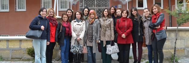 Kadın ve Çocuk Hakları Komisyonu 23 Nisan Ziyareti