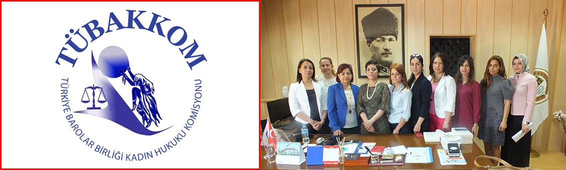 TÜBAKKOM, TBB Koordinatör Yönetim Kurulu Üyesi Av.Yurdagül GÜNDOĞAN'dan Baromuza ziyaret