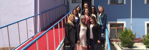 Kadın ve Çocuk Hakları Komisyonu 10 Mayıs Anneler Günü Ziyareti
