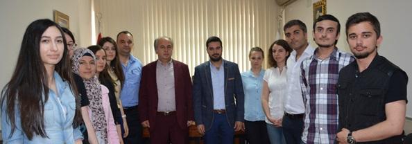 Staj Eğitim Programı'nın altıncısı 15.05.2015 tarihinde Kırklareli Adliyesi Baro Başkanlık odasında yapıldı.