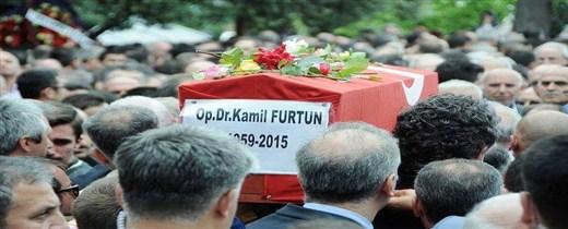 DOKTOR FURTUN'UN ÖLDÜRÜLMESİNE BARO'DAN KINAMA