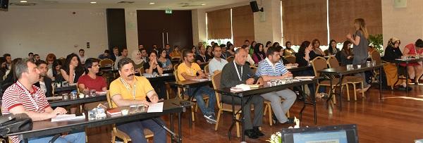 Samsun Barosu Stajyerleri Ankara'da Eğitim Gördü