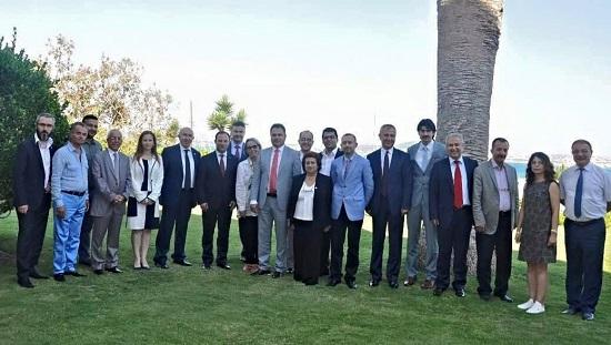 Genişletilmiş Ege ve Marmara Baroları Baro Başkanları Toplantısı
