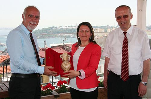 İstanbul Barosu Ziyareti