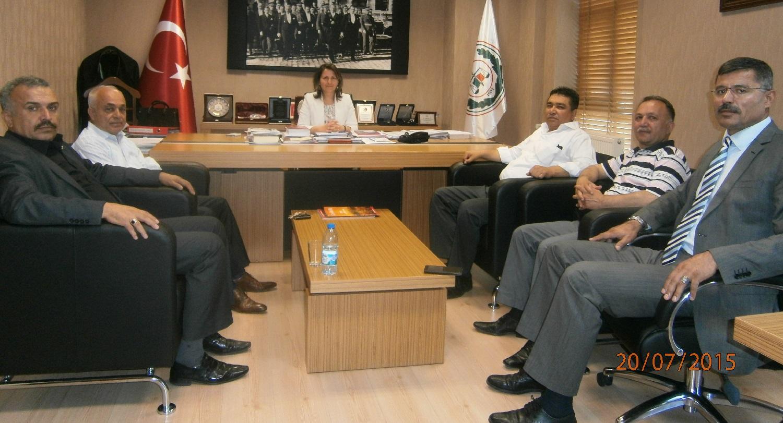 Kırşehirliler Vakfı Ziyareti