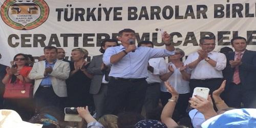 ARTVİN BAROSU SOSYAL TESİSLERİ AÇILIŞI VE HUKUK-DEMOKRASİ VE ÇEVRE MİTİNGİNE KATILDIK.