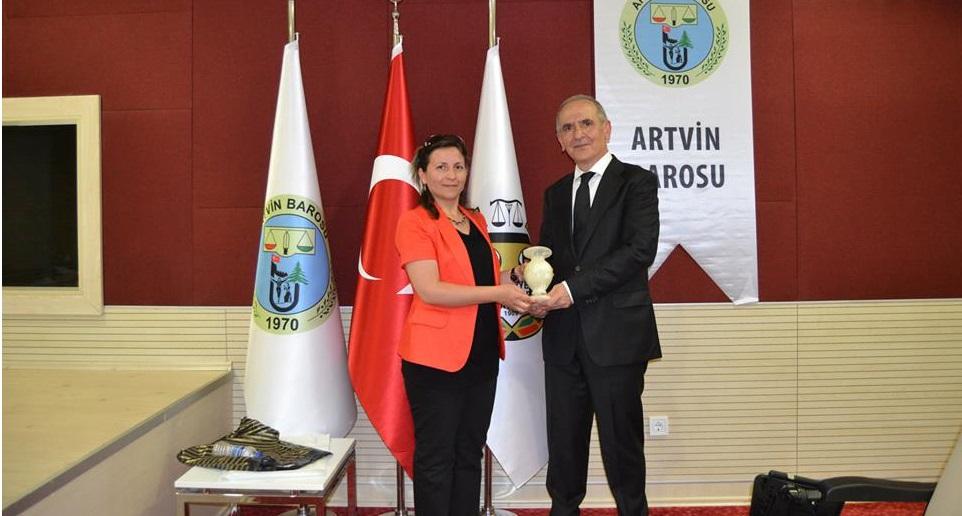 Genişletilmiş Karadeniz Bölgesi Baro Başkanları Toplantısı