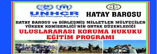 Uluslararası Koruma Hukuku Eğitim programı