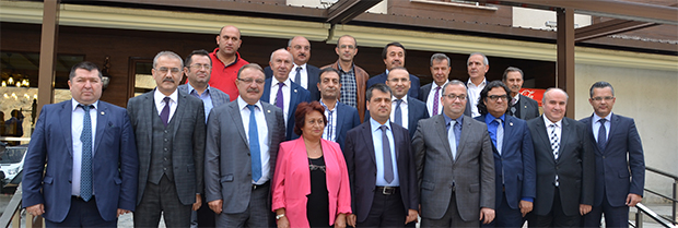 4. Karadeniz Baro Başkanları Toplantısı