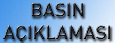 'BARIŞ MİTİNGİ' AÇIKLAMASI
