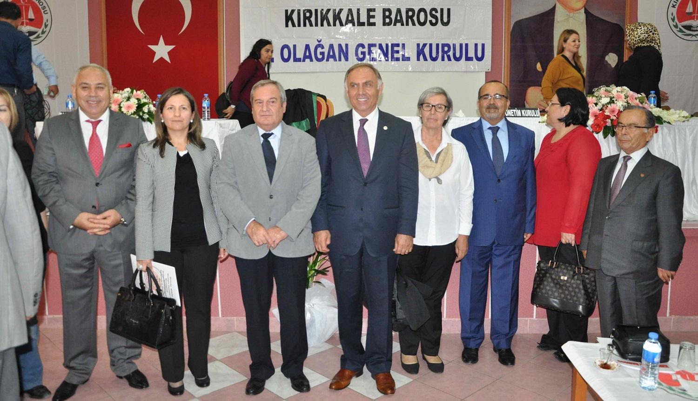 Kırıkkale Barosu Olağan Genel Kurul Toplantısı