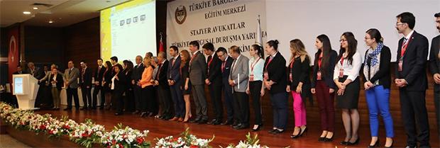 Türkiye Kurgusal Duruşma Yarışması Finali