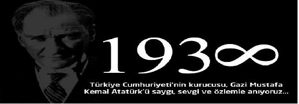 -10 Kasım 2015 Atatürk'ü Anma ve Atatürk Haftası- Basın Açıklaması