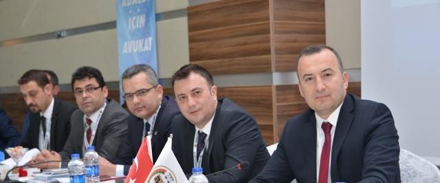 32. Baro Başkanları Toplantısı Ankara'da Gerçekleşti