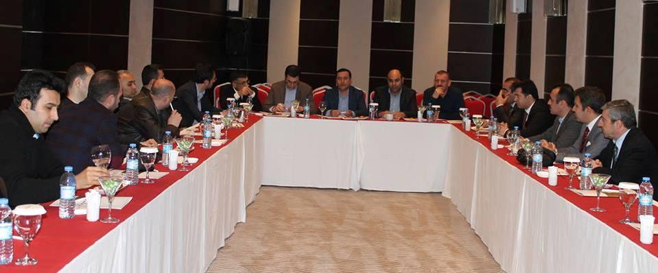 Bölge Baro Başkanları Toplantısı