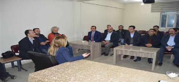 Bölge Baro Başkanları Cizre'de