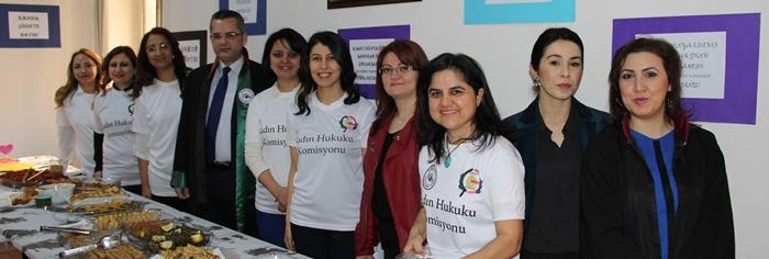 Baromuz 8 Mart Dünya Kadınlar Günü Etkinliği