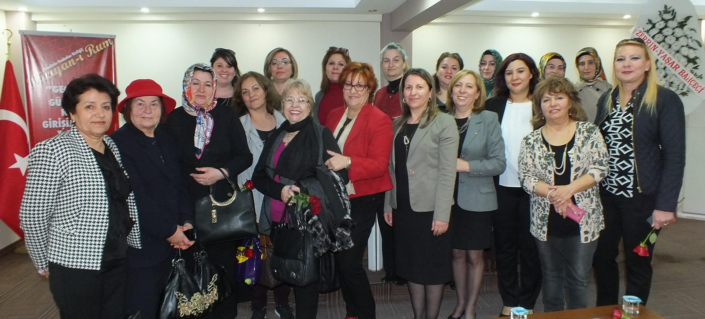 Ticarette ve Yönetimde Kadın Hakları