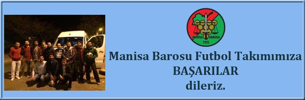 Manisa Barosu Futbol Takımı