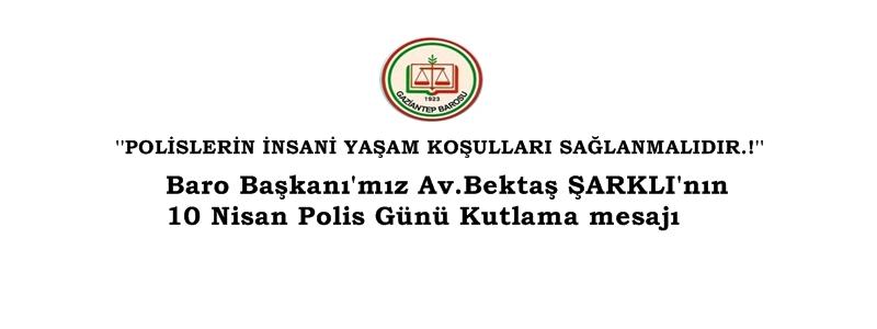 ''POLİSLERİN İNSANİ YAŞAM KOŞULLARI SAĞLANMALIDIR.!''
