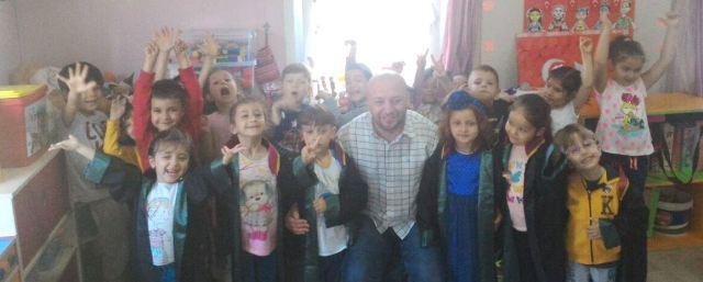 Ali Ağaoğlu Anaokulu'nda  Avukatlık Mesleği Anlatıldı