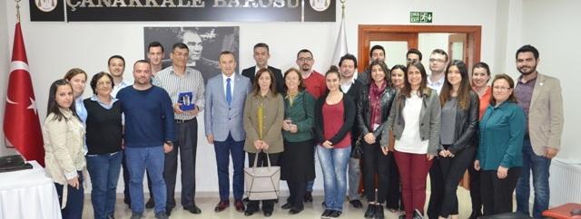Baro'da Temel İlk Yardım Eğitimi Semineri Düzenlendi