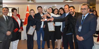 III. TBB  Stajyer Avukatlar Kurgusal Duruşma Yarışması Bölge Elemelerinde Takımımız İkinci Oldu