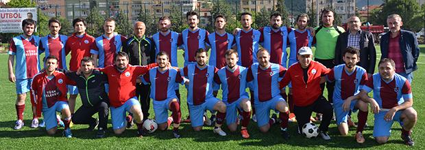 Karadeniz Baroları Futbol Turnuvası Şampiyonu Trabzon Barosu