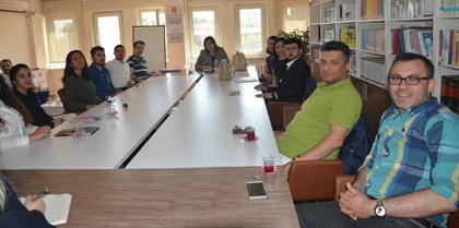 Staj Eğitim Toplantısı