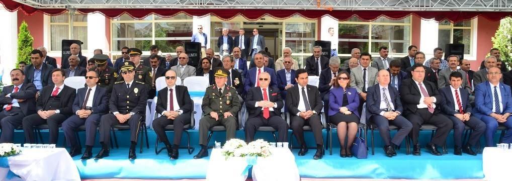 19 Mayıs Atatürkü Anma ve Gençlik ve Spor Bayramı Törenleri