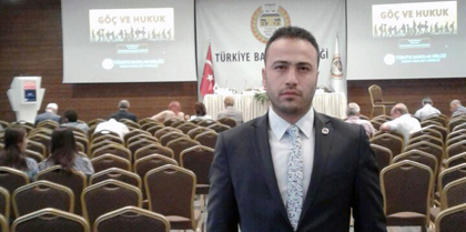 """TBB'nin """"Göç ve Hukuk"""" Konulu Paneline Baro Başkan Yrd Av. Murat ABALI Katıldı"""