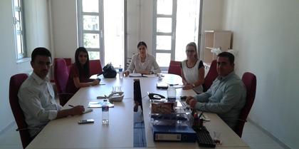ASDEP Kapsamında Kurumiçi Eğitim Programında Üyemiz Av. Nigar OKCU İlgili Kanunları Tanıttı