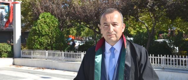 Baro Başkanımız Av. Bülent Şarlan'ın Adli Yıl Açılış Konuşması