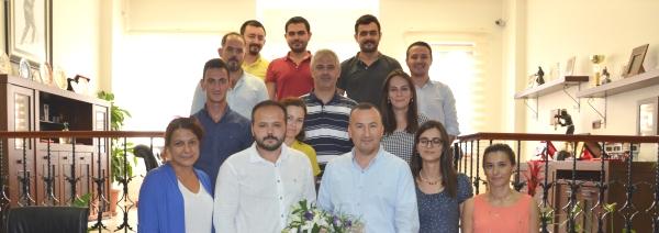 Baromuz Yönetim Kurulu Ve Gençlik Meclisi Biraraya Geldi
