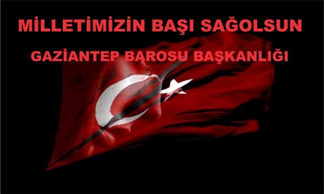Gaziantep'teki DEAŞ'a yönelik yapılan operasyonda 3 Polisimiz şehit oldu,4 polisimizde yaralandı