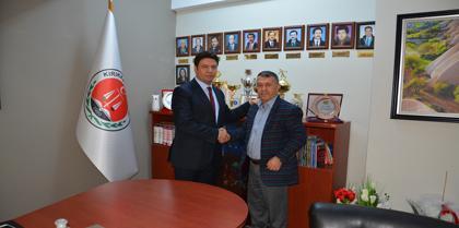 Kanal 5 Ankara Temsilcisi Aydın TUFAN Baromuzu Ziyaret Etti