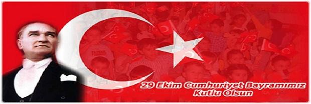 29 Ekim Cumhuriyet Bayramı İle İlgili Basın Açıklaması