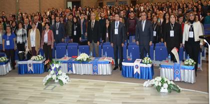 Baromuzun da katkılarıyla düzenlenen Uluslararası II. Adli Hemşirelik Kongresi Açılış Törenine Baro Başkanı Av. Erol ÇAKIR katıldı.