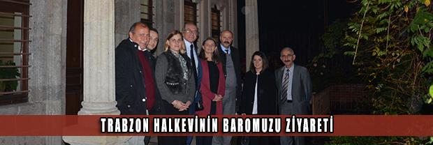 Trabzon Halkevi Ziyareti