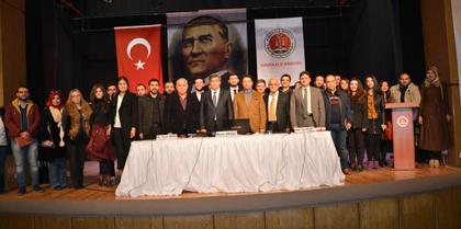 """CMK İSTİNAF - HMK İSTİNAF"" SEMİNERİ TERTİPLENDİ"
