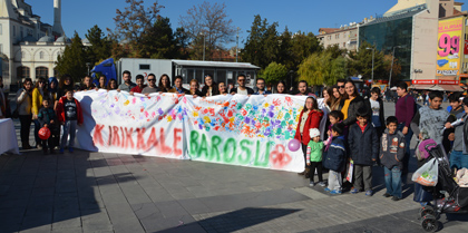 20 Kasım Çocuk Hakları Günü Münasebetiyle Çocuk Hakları Komisyonumuz Tarafından Çocuklara Yönelik Eğlence Etkinliği Tertiplendi