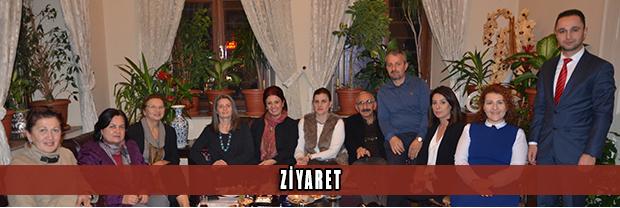 Türk Kadınlar Birliği Trabzon Şubesi Ziyareti