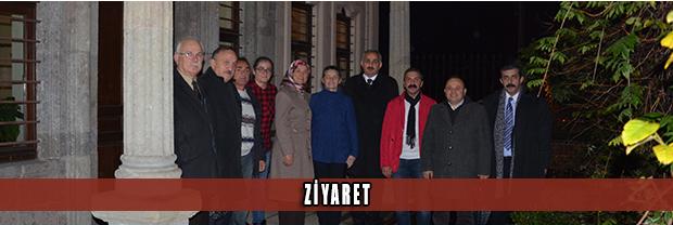 TÜRKAV Heyetinden Baromuza Ziyaret