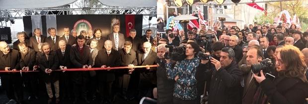 Tekirdağ Barosu Hizmet Binası Düzenlenen Törenle 29.11.2016 tarihinde Açıldı