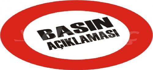 İstanbul sardırırısına ilişkin bölge barolarının ortak basın açıklaması