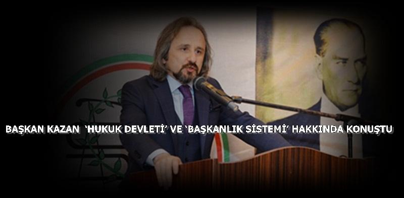 """""""BAŞKANLIK SİSTEMİ DEĞİL! TUHAF BİR PARLAMENTER SİSTEM"""""""