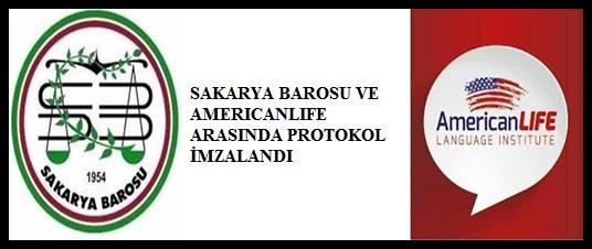 SAKARYA BAROSU'NDAN İNGİLİZCE EĞİTİM PROTOKOLÜ