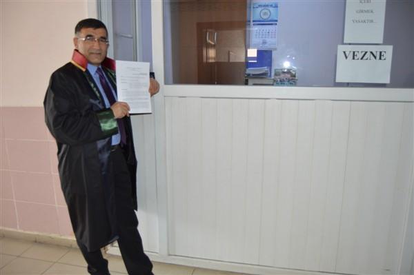 Zorunlu Müdafii / vekillik ücret tarifesinin iptali için dava açıldı